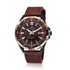 นาฬิกา Naviforce รุ่น NF9056M Rosegold Brown นาฬิกาข้อมือสุภาพบุรุษ ของแท้ รับประกันศูนย์ 1 ปี ส่งพร้อมกล่อง และใบรับประกันศูนย์ ราคาถูกที่สุด