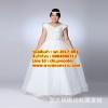 ชุดแต่งงานคนอ้วน กระโปรงยาวเสมอพื้น WL-2017-001 Pre-Order (เกรด Premium)