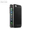 IPAKY Case สำหรับ iPhone 6 plus ( สีเงิน)