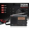 TECSUN PL660 PLL FM/Stereo MW LW SW SSB AIR Band-Black