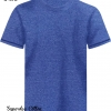Premium Cotton - SuperdryCotton Gray สีน้ำเงิน