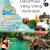 UDON-VANG VIENG-VIENTIANE 3 DAYS 2 NIGHTS TOUR