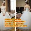 ชุดแต่งงานราคาถูก กระโปรงสุ่ม ws-096 pre-order
