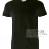 Premium Cotton Black สีดำ