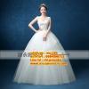 ชุดแต่งงานราคาถูก กระโปรงยาวถึงพื้น ws-130 pre-order