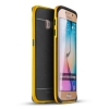 IPAKY CASE Samsung Galaxy S 6 Eage (Yellow)