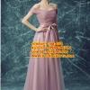 ชุดแต่งงาน [ ชุดพรีเวดดิ้ง ] PD-032 กระโปรงยาว สีม่วง (Pre-Order)