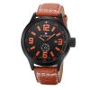 นาฬิกา Naviforce รุ่น NF9057M สีส้ม ของแท้ รับประกันศูนย์ 1 ปี ส่งพร้อมกล่อง และใบรับประกันศูนย์ ราคาถูกที่สุด