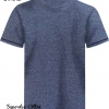 Premium Cotton - SuperdryCotton Gray สีฟ้าคราม