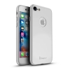 iPaky case 360 degree case iPhone 7 Plus-Silver