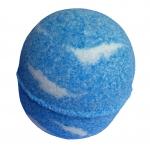 Fizz Bath Bomb สบู่แช่ตัวดีท็อคบำรุงผิวกลิ่น Blue Sky