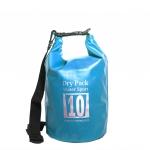 กระเป๋ากันน้ำ Dry pack 10L-สีฟ้า
