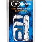 Waterproof Earphones - สีขาว