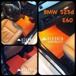 BEESKIN ยางปูพื้นรถยนต์เข้ารูป BMW 525D