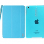 Remax case Slim iPadmini 3-sky Blue