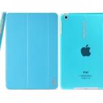 Remax case Slim iPadmini 3-sky Blue
