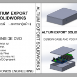 ALTIUM + SOLIDWORK FOR PRESENT