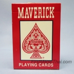 Maverick Red Edition Playing Cards
