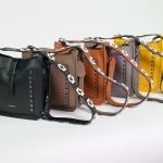 กระเป๋าหนังแท้ แบรนด์ Amory รุ่น Daisy bag มี 5 สี ดำ กากี น้ำตาล เงิน เหลืองเลม่อน