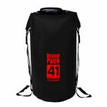 กระเป๋ากันน้ำ Ocean Pack 41L-สีดำ