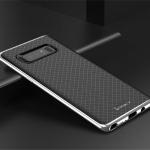 iPaky case samsung galaxy Note 8 -Silver