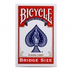 Bicycle Standard Bridge Red Size Playing Cards