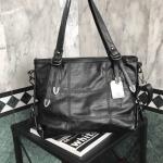 กระเป๋าแบรนด์ David Jones ทรง Tote สีดำ