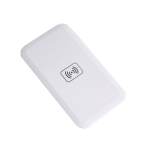 Qi แท่นชาร์จ wireless charger Qi sandard( White)