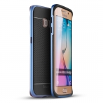 IPAKY CASE Samsung Galaxy S 6 Eage (Blue Sky)