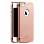 IPAKY CASE 360 3 in 1 iPhone 5 / 5s / SE- Pink