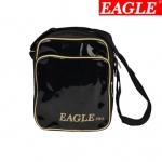กระเป๋า Eagle อเนกประสงค์สีดำลายทอง