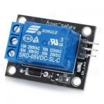 รีเลย์ 5V 1-Channel Relay Module Shield for Arduino ARM PIC AVR / ACTIVE LOW