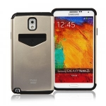 Mercury iPocket Premium Case สำหรับ samsung galaxy Note 3 (Black)