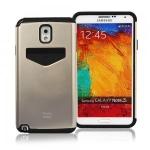 Mercury iPocket Premium Case สำหรับ samsung galaxy Note 3 (Black)