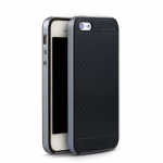 IPAKY CASE iPhone 5 SE- Black