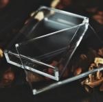 เคสใส ใส่ไพ่ / Crystal Playing Cards Display Case