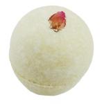 Fizz Bath Bomb สบู่แช่ตัวดีท็อคบำรุงผิวกลิ่น Rose Milk