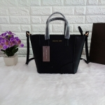 กระเป๋าแบรนด์ CHARLES & KEITH รุ่น Tote Bag size M (10 นิ้ว) สีดำ