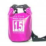 กระเป๋ากันน้ำ Dry pack 1.5L- สีชมพู