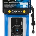 Camera Waterproof Pouch XL - สีน้ำเงิน