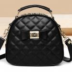 กระเป๋าแฟชั่นแบรนด์ Beibaobao สีดำ รหัสสินค้า D-119