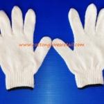 ถุงมือผ้าฝ้ายขนาด 400 กรัม จำนวน 10 โหล
