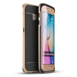 IPAKY CASE Samsung Galaxy S 6 Eage (Gold)
