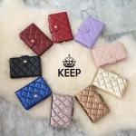 กระเป๋าสตางค์หนังแกะแท้ แบรนด์ KEEP รุ่น Honey Wallet มี 9 สี