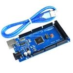 Arduino MEGA 2560 R3 ใช้ชิฟ USB CH340 รุ่นใหม่ + สาย USB