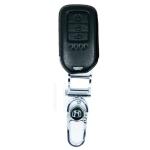 WASABI กุญแจซองหนัง 4DX Luxurious Honda New City2014,New Accord 2013 (ดำ)