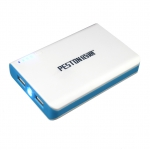 Peston Power bank 12,000 mAh -white/Blue