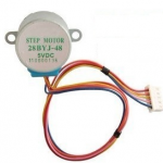 5V 4-phase Stepper Motor