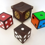 Color Changing Dice Handcraft (3 Times)