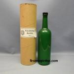 Vanishing Wine Bottle By Norm Nielsen